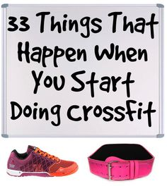 This Is Exactly What Happens When You Start Doing CrossFit