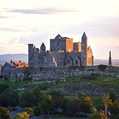 "Rock of Cashel, #Ireland ""It's huge, it's complex, it's iconic, and there is nothing like it anywhere else in the world"""