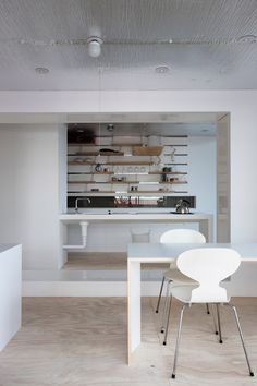 daiken-met architects / nawakenji-m: sugoroku office