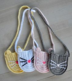 Bitty Kitty Bag – A Crafty Concept