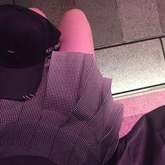 021c98af846 Black to Grey Gradient High Waist Skirt 5 Japanese Aesthetic