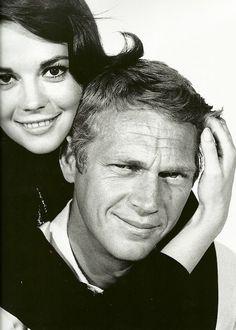 "Steve McQueen and Natalie Wood. ""Love with the Proper Stranger"" (1963), Robert Mulligan"