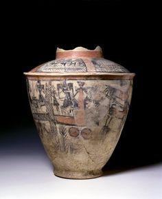 Jar Sumerian, 2800-2600 BC The British Museum