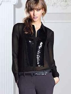 Great holiday or evening out look. Victoria's Secret online.