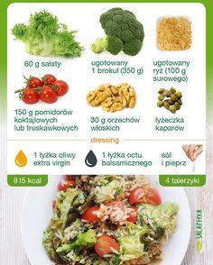 Pyszne śniadanie dla dwóch osób :) #salad #sałatka #śniadanie #weganizm #jedzenie #jem #dieta #odchudzanie #fitfood Popcorn Ceiling Makeover, Peel And Stick Wood, Social Trends, Good Dates, Food And Drink, Lunch, Snacks, Vegan, Cooking