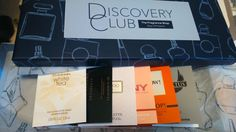 The Fragrance Shop Discovery Club Box March 2017