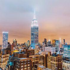 New York, New York. Photo by Ravi Vora