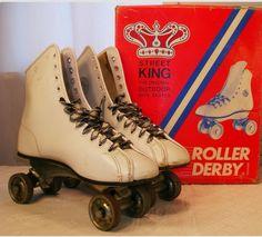 Early 80's Disco Wheels!