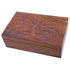 Tree of Life Tea Box