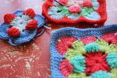 little woollie: New Granny Love.....