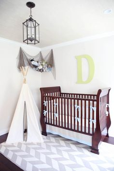 Neverland Themed Nursery | Read More: http://www.stylemepretty.com/living/2014/08/05/neverland-themed-nursery/
