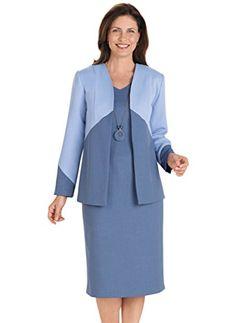 Tonal Jacket Dress * Read more at the image link.