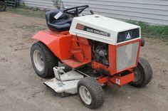 1967 Allis-Chalmers B-12   Garden & Lawn Tractors   Tractors, Lawn on