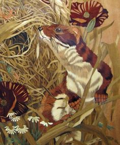 Alan Townsend - one of the representatives of the old British school masters of marquetry.