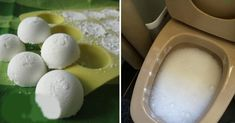 You will never have to scrub a toilet AGAIN if you make these DIY toilet cleaning bombs - Newz Magazine