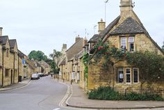 pretty houses in chipping campden | Flickr - Photo Sharing!