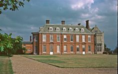 Felbrigg Hall near Holt in Norfolk. Manor Houses, Norfolk, Great Britain, Country Life, Cottages, Places Ive Been, Palace, Castle, British
