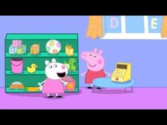 Peppa tienda del bebé de Android Apple IOS - AndiPlay Store APPs