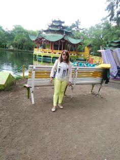 Visita de un parque