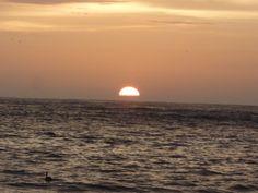 Sunset en el Sur del Perú... Punta Hermosa.