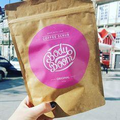 Consegues sentir o aroma a café? Aproveita só HOJE BodyBoom com DESCONTO até -10%!