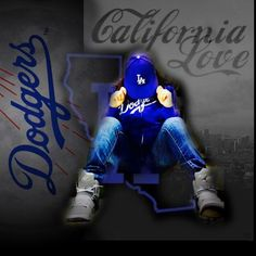 #CaliforniaLove #Dodgers #AlwaysAndForever