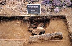 Excavación en Vaitea, Rapa Nui  2