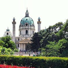 Karlsplatz en Wien, Wien
