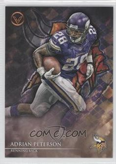 2014 Topps Valor #100 - Adrian Peterson