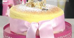Cotton+Cheesecake,+la+ricetta+della+torta+di+oggi+di+Ambra+Romani