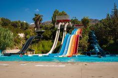 Een bezoek aan een waterpark betekent plezier voor jong en oud!
