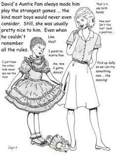 sissy cartoons