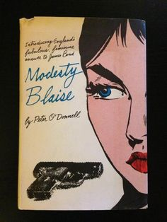 Modesty Blaise by Peter O'Donell. Garden City NY: Doubleday & Company, Inc. Very Good+ in Very Good+ dj. Funny Nurse Quotes, Nurse Humor, Book Cover Art, Book Art, Book Covers, James Band, Nursing Memes, Funny Nursing, Nursing Quotes