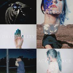 Ravenclaw--Wisdom--Originality--Acceptance