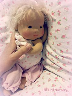 Floppy Baby Pattern Waldorf doll | Craftsy