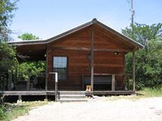Cliff House Glen Rose, Cliff House, In The Tree, Weekend Getaways, Shed, Deck, Outdoor Structures, Cabin, River