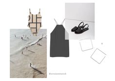 earrings - neli - Anna Lawska Jewellery / collection - back to basic -