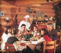 Mountain Top Fondue Dinner