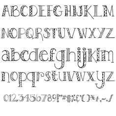 DJB TOOTSIEWOOTSIE Font In relation to developing user friendly plus sorted software, the actual typefaces Doodle Fonts, Doodle Lettering, Lettering Styles, Brush Lettering, Fonts To Draw, Doodle Art, Hand Lettering Alphabet, Calligraphy Alphabet, Calligraphy Fonts