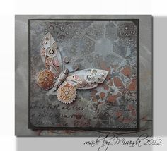 'Mir'acle Art Inspirations -Chocolate Baroque stamps - made by Miranda Degenaars...so creative!