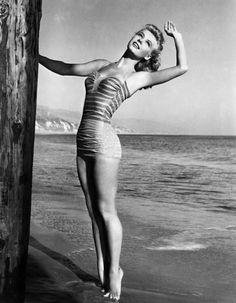 Vera-Ellen, 1940s