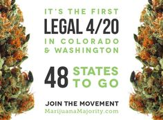Twitter / JoinTheMajority: Happy 4/20 if you celebrate! ...