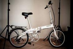 Bicicleta Dobrável Dahon Eco 3 - R$ 1.000,00