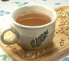 Roasted Barley Tea (Loose Grain, 6 oz) Wonder if I could toast my own ...