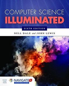 29 best textbooks worth reading images on pinterest textbook computer science illuminated 6th edition pdf download free e book by nell dale phd fandeluxe Image collections