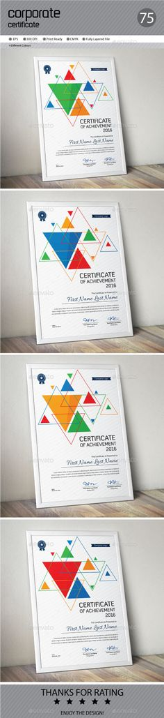 Certificate Template AI Illustrator. Download here: https://graphicriver.net/item/certificate/17403566?ref=ksioks