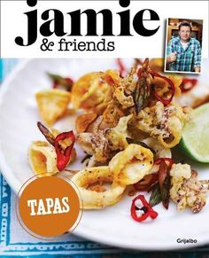 Quen non goza compartindo unhas boas tapas con amigos?. Agora, da man de Jamie Oliver, poderás preparar 40 receitas variadas coas que sorprender os teus convidados. Para moitos a mellor escusa para comer é reunirse cos seus seres queridos, e as tapas son o prato para compartir por excelencia.