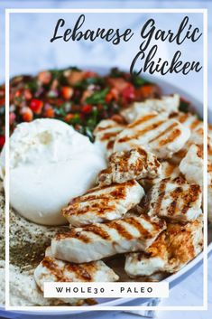 Lebanese food is absolutely the best. Simple ingredients that pack in flavor. These amazing chicken skewers are a classic recipe that could not be simpler. Serve with Toum, Tabouli and Hummus for a truly authentic meal. Armenian Recipes, Lebanese Recipes, Turkish Recipes, Arabic Recipes, Lebanese Cuisine, Scottish Recipes, Entree Recipes, Cooking Recipes, Rice Recipes