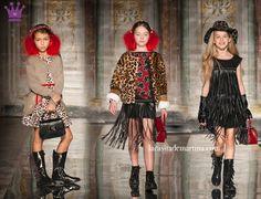♥ MONNALISA Fashion Show Florencia ♥ Colección Moda Infantil Otoño Invierno 2016 | Blog de Moda Infantil, Moda Bebé y Premamá ♥ La casita de Martina ♥