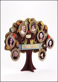 Family Tree - Scrapbook.com